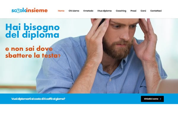 scuola insieme home page