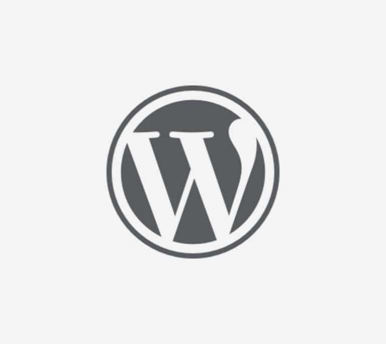 siti in web in wordpress